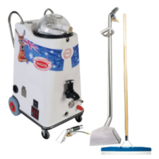 KP's Cleaning Equipment RD 6 Steamvac
